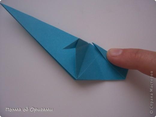 Птичий двор был излюбленной темой в живописи начала ХХ века. В начале ХХI-го века до него добралось и оригами. Все фигурки складываются очень просто и под силу даже маленьким деткам. фото 60