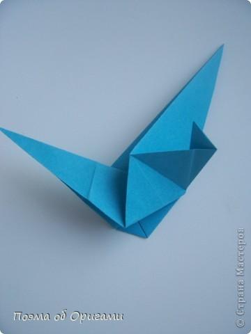 Птичий двор был излюбленной темой в живописи начала ХХ века. В начале ХХI-го века до него добралось и оригами. Все фигурки складываются очень просто и под силу даже маленьким деткам. фото 61