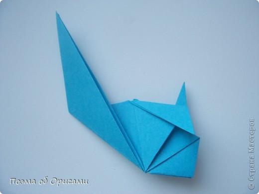 Птичий двор был излюбленной темой в живописи начала ХХ века. В начале ХХI-го века до него добралось и оригами. Все фигурки складываются очень просто и под силу даже маленьким деткам. фото 63