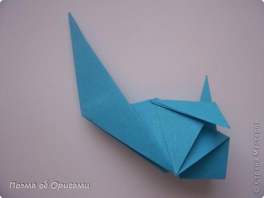 Птичий двор был излюбленной темой в живописи начала ХХ века. В начале ХХI-го века до него добралось и оригами. Все фигурки складываются очень просто и под силу даже маленьким деткам. фото 64