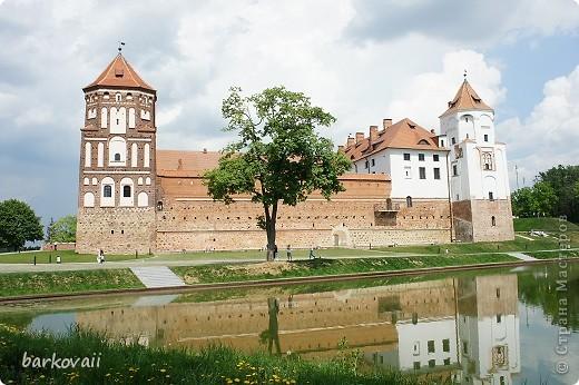 Мирский замок в Белоруссии фото 4