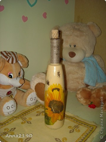 Мои бутылочки фото 1