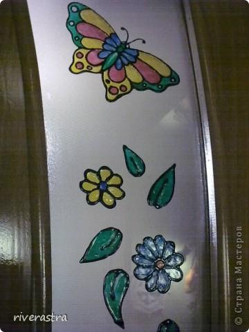 Очень давно хотела рассказать о своих витражных красках (хотя наверное громко сказано)! фото 7