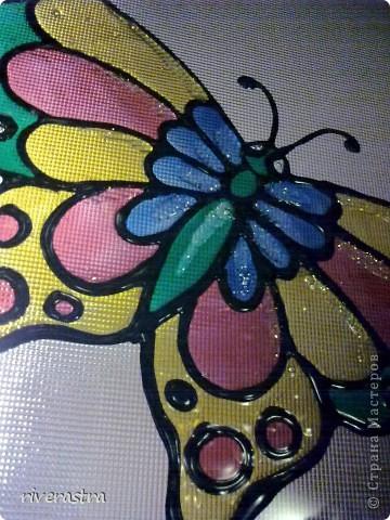 Очень давно хотела рассказать о своих витражных красках (хотя наверное громко сказано)! фото 1