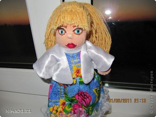 Эту куклу Альбиночку я сшила по этой ссылкеhttp://www.liveinternet.ru/users/fyksia/post166904989/          фото 2