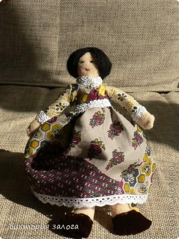 Эту куклу моя дочь назвала Джерманотта  ... долго я запоминала это имя! фото 1