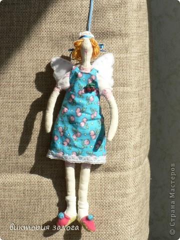 Эту куклу моя дочь назвала Джерманотта  ... долго я запоминала это имя! фото 2