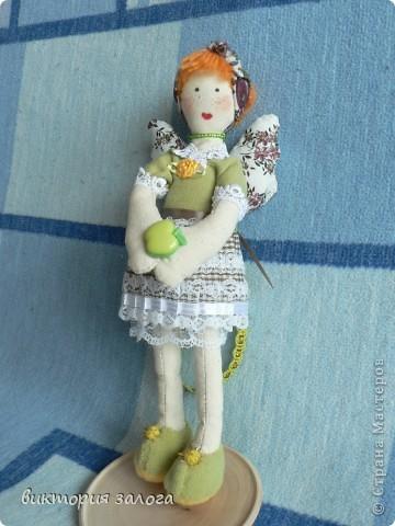 Эту куклу моя дочь назвала Джерманотта  ... долго я запоминала это имя! фото 4