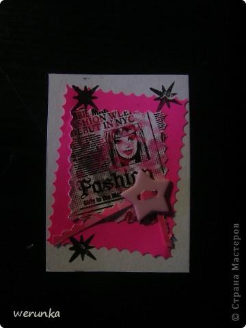 """Серия из 6 карточек называется """"Barbie""""  фото 2"""