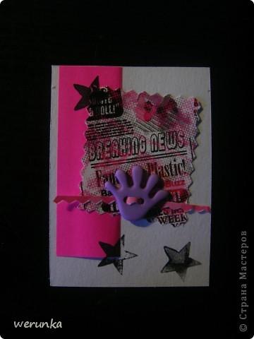 """Серия из 6 карточек называется """"Barbie""""  фото 5"""