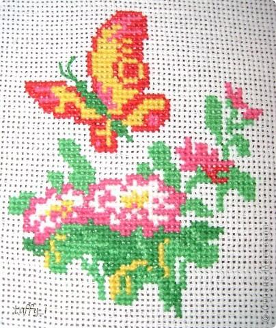 Такса. LORI, В-004. 5 цветов. 64*58 крестиков. 15*13 см. Март 2009 год. фото 13