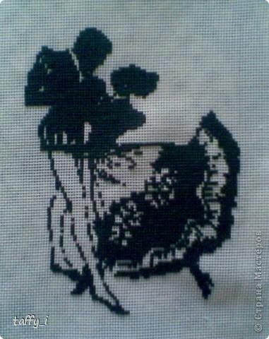 Домик в горах. Искусница, 443. й9 цветов. 130*112 крестиков. 27*22 см. Март 2010 года. фото 3
