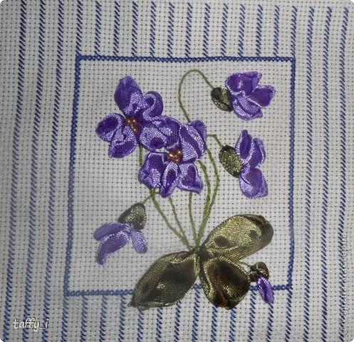 Махаончик. РСтудия, С-043. 13 цветов. 137*111 крестиков. 23*19 см. Январь 2011 года. фото 2