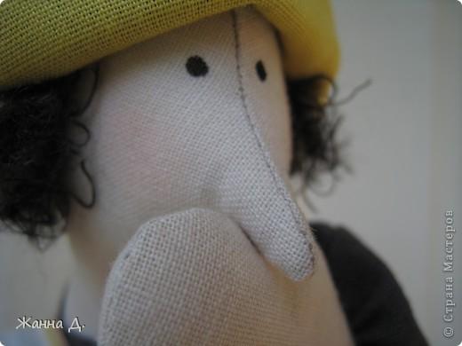 """Это моя первая """"кукла своими руками""""!!! Дебют. Очень меня вдохновила моя подруга! фото 5"""