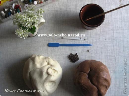 Фруктовый венок из соленого теста. фото 2