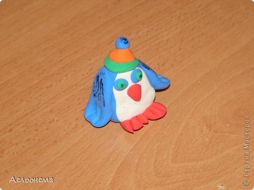 """Сашенька решил, что это  - """"Грустный пингвин"""". фото 1"""
