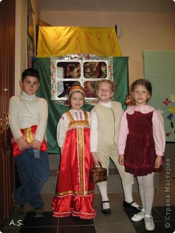Для спектакля в Воскресной школе шила дочке сарафан, как всегда - в ночь перед спектаклем:))) До этого шила только на кукол, в далёком детстве. Так что это первый опыт. фото 2