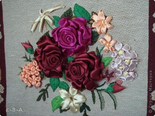 вот мои первые розы . оказалось их делать быстро и легко.