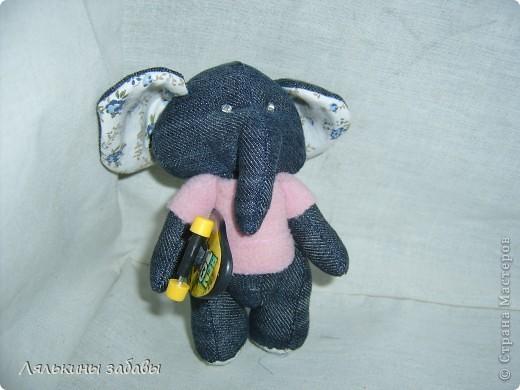 Слоняшка очень спортивный. фото 1
