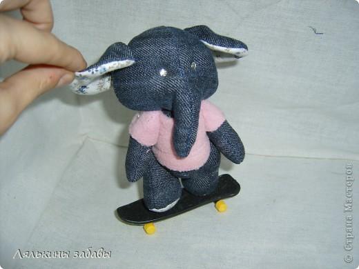 Слоняшка очень спортивный. фото 3