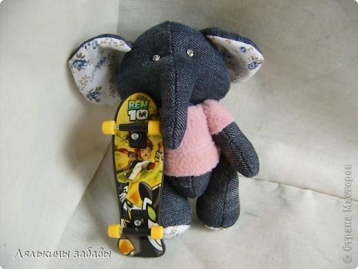 Слоняшка очень спортивный. фото 5