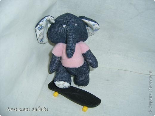 Слоняшка очень спортивный. фото 7