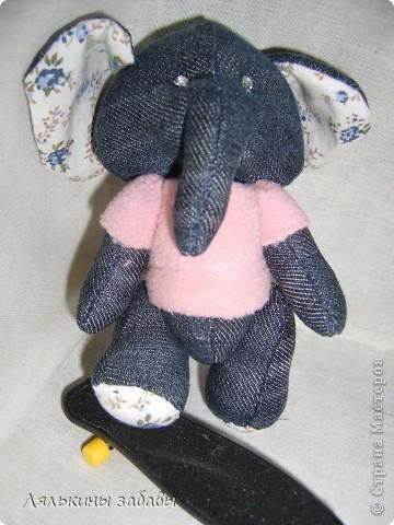Слоняшка очень спортивный. фото 8
