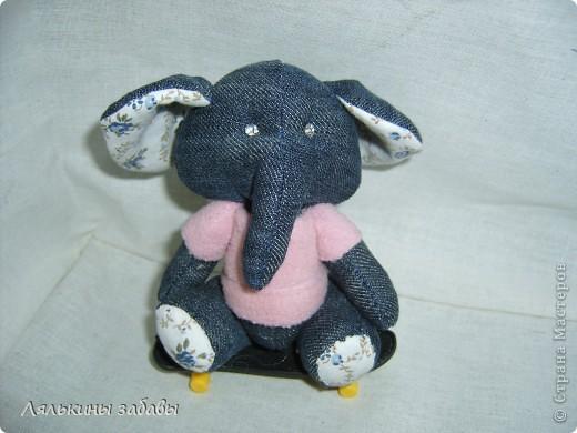 Слоняшка очень спортивный. фото 9