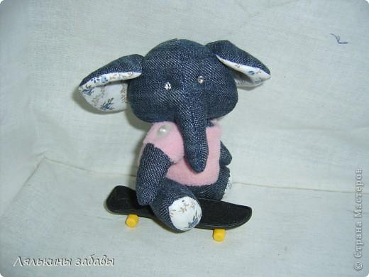 Слоняшка очень спортивный. фото 11