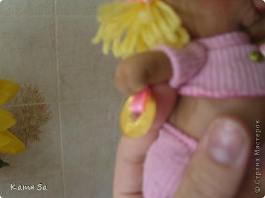 Мой первый пупсик. Сын (5 лет) сказал, что это Машенька! фото 4