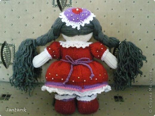 Кукла Фанечка создана по МК авторской работы natali7775 с сайта Сатилина.   фото 4