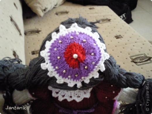 Кукла Фанечка создана по МК авторской работы natali7775 с сайта Сатилина.   фото 3