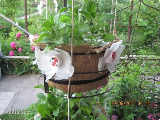 Паутина. Выполнена из фольги для запекания. фото 7