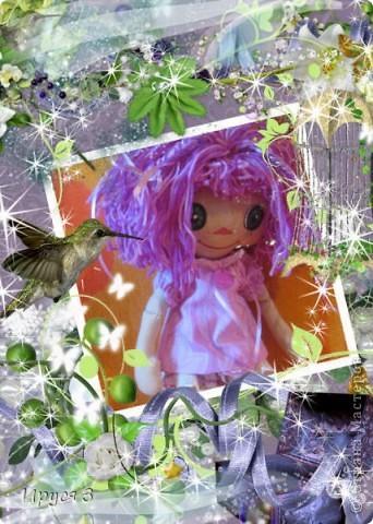 Куколка Сирень фото 21
