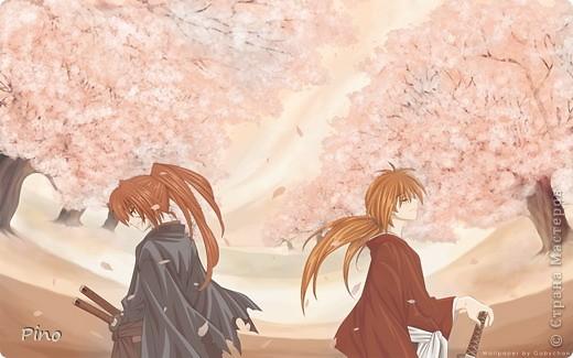 С криминальным будущим у девушки не сложилось (характером не вышла) - отдали ее за самурая (хорошая партия, не правда ли?) фото 12