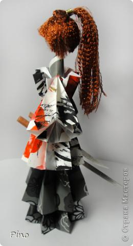 С криминальным будущим у девушки не сложилось (характером не вышла) - отдали ее за самурая (хорошая партия, не правда ли?) фото 3