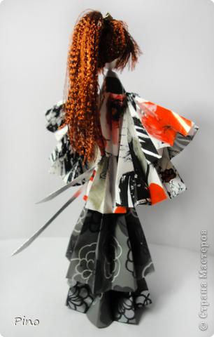 С криминальным будущим у девушки не сложилось (характером не вышла) - отдали ее за самурая (хорошая партия, не правда ли?) фото 5