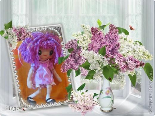 Куколка Сирень фото 22