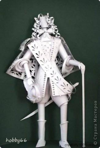 Ася Гонца - володарка паперової магії. Бумагопластика. фото 12