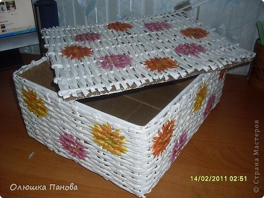 """""""Коробка с герберами"""" фото 1"""