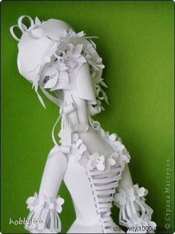 Ася Гонца - володарка паперової магії. Бумагопластика. фото 3