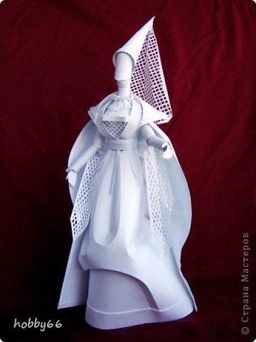 Ася Гонца - володарка паперової магії. Бумагопластика. фото 4