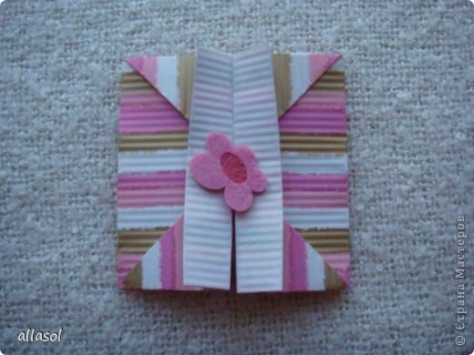 Очень понравилась идея превращения коробочки в конверт http://sjrenoir.com/50111571884  фото 4