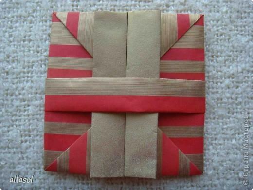 Очень понравилась идея превращения коробочки в конверт http://sjrenoir.com/50111571884  фото 3