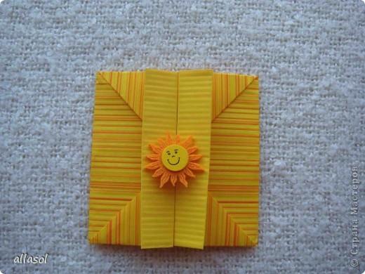 Очень понравилась идея превращения коробочки в конверт http://sjrenoir.com/50111571884  фото 5