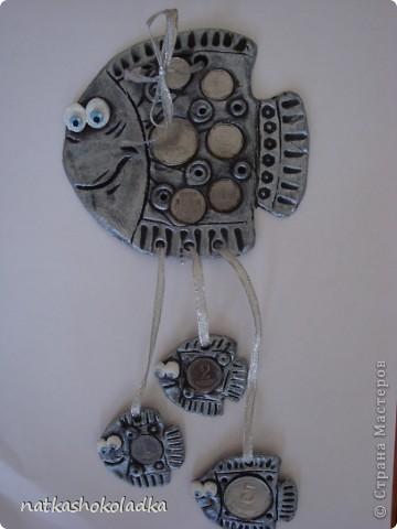 Рыбки-колючки, идея lev-alen http://stranamasterov.ru/node/108071 фото 3