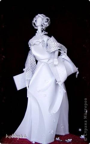 Ася Гонца - володарка паперової магії. Бумагопластика. фото 26