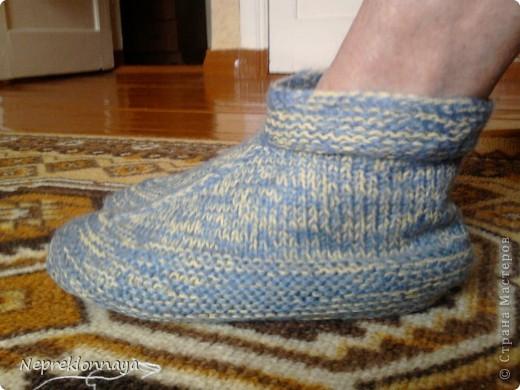 Теперь ножки у любимой бабушки всегда в тепле!!!  фото 2