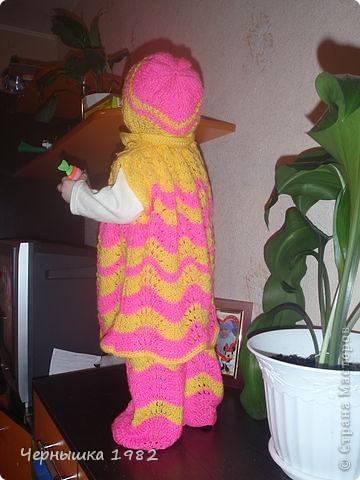Увидела у одной женщины, идею такого костюмчика. Очень понравился и решила тоже сотворить для своей дочурке. Большое ей спасибо за идею!!! фото 2