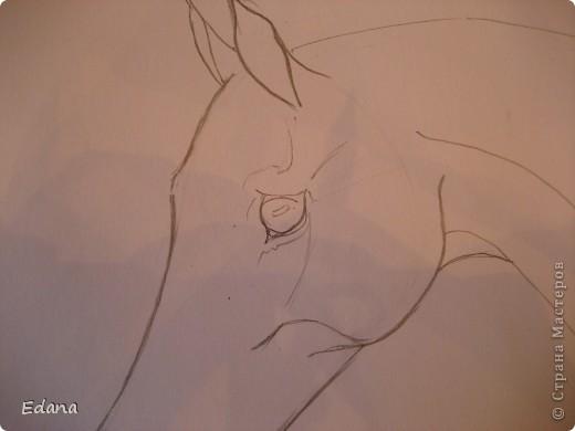 МК голова лошади фото 8